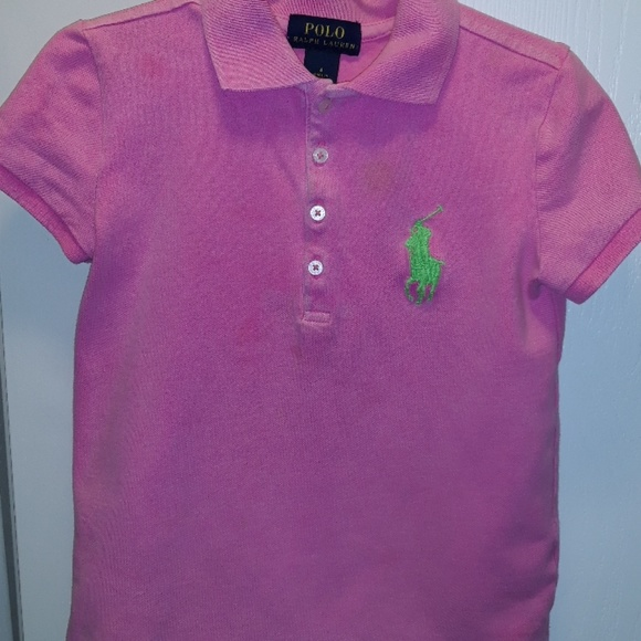 Ralph Kids Lauren Shirt Polo 0OnwPX8k